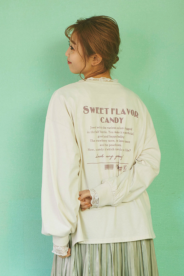 CandyTシャツ